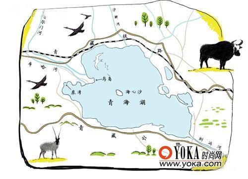 中国地图的大鹅羽绒服