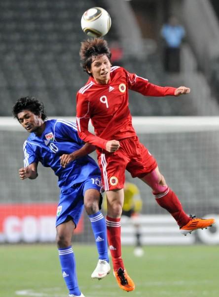 奥运足球冠军_八八年奥运足球预选赛中国一日本视频-