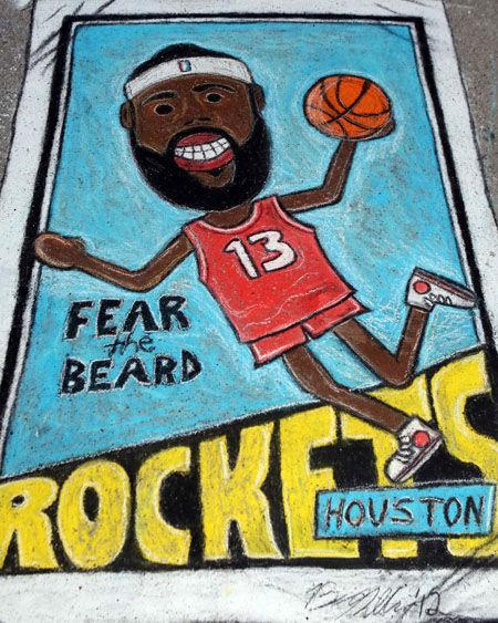 """哈登卡通头像_哈登犀利卡通造型 涂鸦""""令人畏惧的胡子""""(图)_篮球-NBA_新浪 ..."""