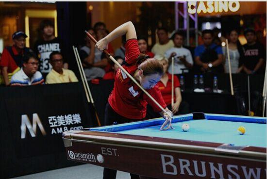 亚洲无码亚美_亚美女王杯第二日亚洲队领先 陈思明4-2力克火箭