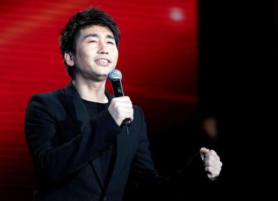 沙宝亮的歌_图文-众运动员出席总局60年庆 歌手沙宝亮献歌
