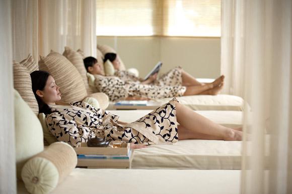 休闲与健康生活方式金港国际健康会世界级度假式水疗中心