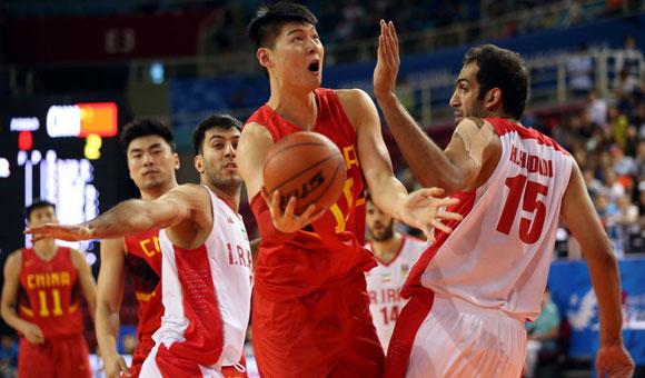 中国男篮vs伊朗男篮_篮球比赛最新新闻_2014仁川亚运会_新浪体育_新浪网